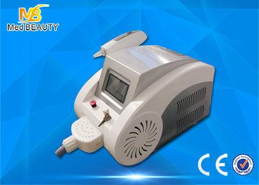 Çin Gri ND Yag Lazer Dövme Çıkartma makinesi, dövme çıkarması için q anahtarlı lazer Distribütör